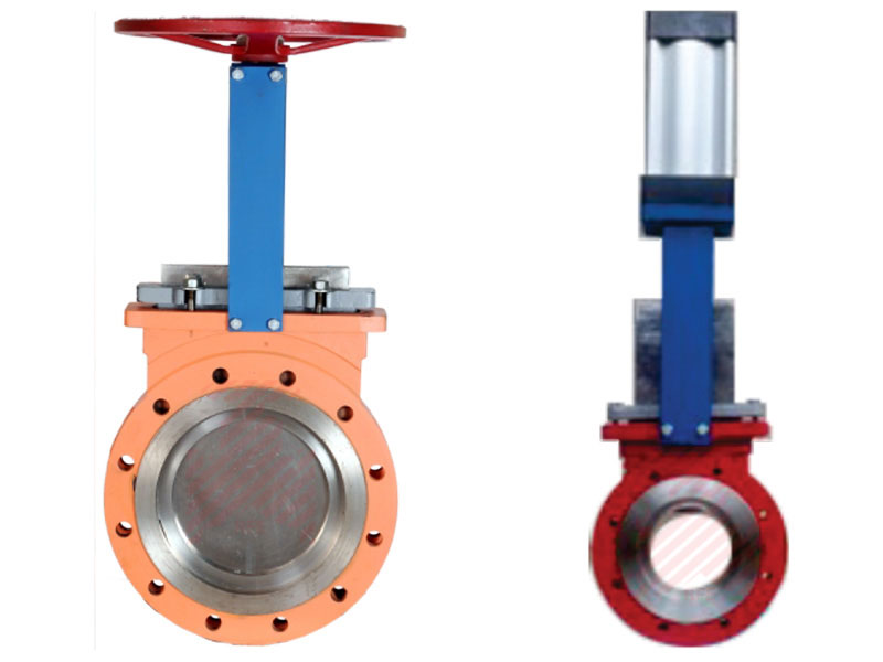 Gate valve manufacturers in India,Knife gate valve